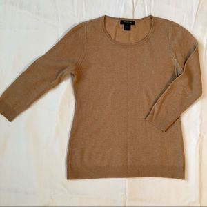 Ann Taylor Cashmere Sweater size small